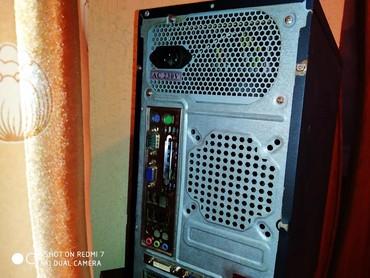 Компьютеры, ноутбуки и планшеты в Каинды: Процессор-intel celeron 2.80gh Видеокарта-geforce 8800 256mb