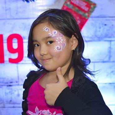шоколадный фонтан в Кыргызстан: АКВАГРИМ на детский праздник! Дополнительные услуги: детское шоу