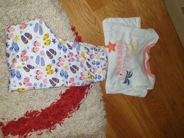 Ostala dečija odeća   Sid: Pidzame i spavacice velicina 6