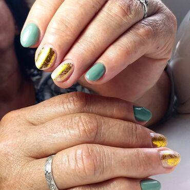 Мода, красота и здоровье в Токмак: Маникюр 150Шеллак 300сУкрепление ногтевой пластины 400с Наращивание