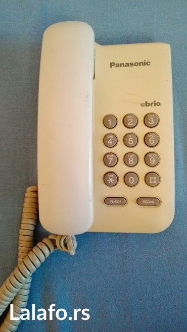 Fiksni telefon panasonik - Belgrade
