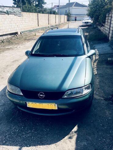 İşlənmiş Avtomobillər Qusarda: Opel Vectra 2 l. 2000 | 317 km