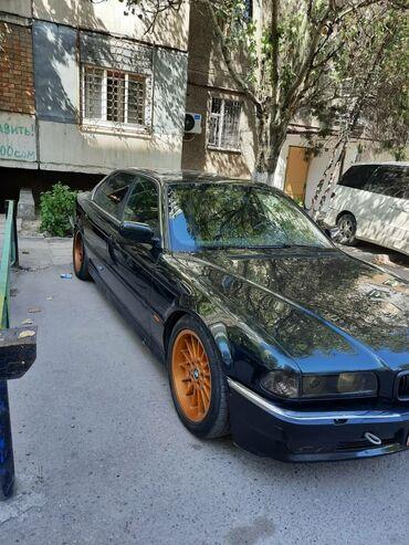 бу диски на ваз в Кыргызстан: BMW 7 series 4 л. 1995