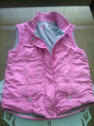 Dečije jakne i kaputi | Kikinda: Dečiji prsluk br.14 dobro očuvan