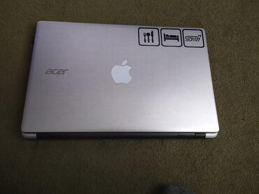 клавиатура для ноутбука в Кыргызстан: Продаю ноутбук acer Aspire v3-572 Почти как новый. Есть дефект возле к
