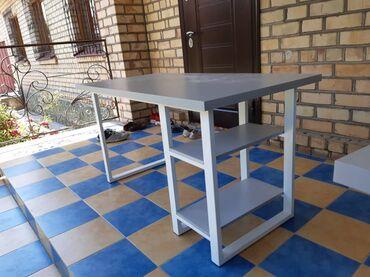 Письменные столы в современном стиле (3 стола)У двух столов имеются