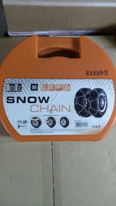 Vozila - Borca: Lanci za sneg novi