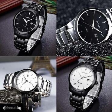 Часы от бренда GURREN Самый уникальный вариант, что можно подарить на