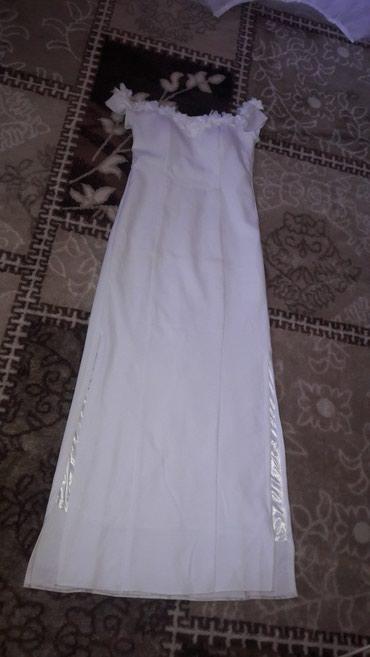 Свадьебное новое платье в Бишкек