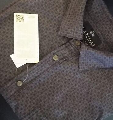 Muška košulja kratkih rukavaNOVA SA ETIKETOM Veličina 43-44Cena 500