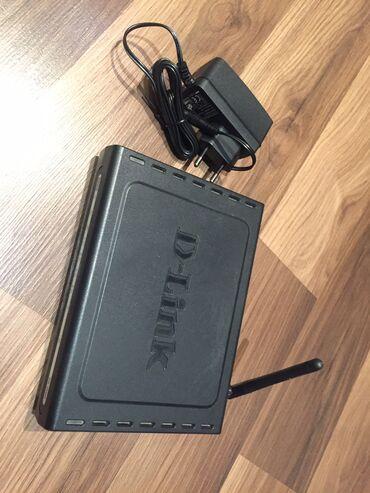 cib modemi в Азербайджан: D-link internet modemi, az işlənib, yazşı vəziyyətdə, qiymət sondu