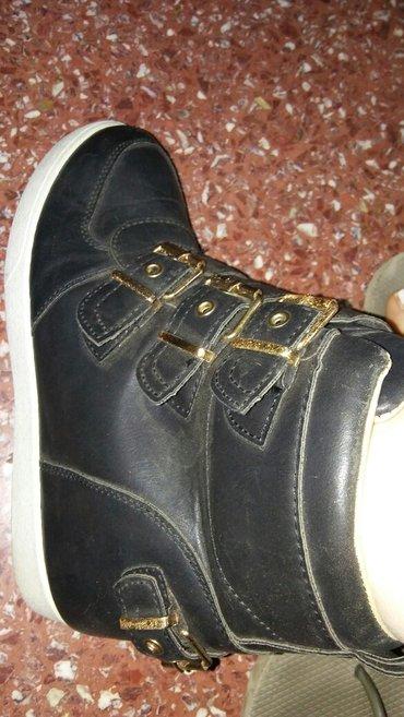 μποτακια με εσωτερικο κρυφο τακουνι σε μαυρο χρωμα ν 39-40. ανετη γραμ σε Αθήνα