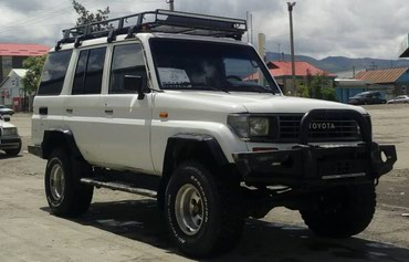 Toyota LandCruiser 70 Series 1993 в Каракол