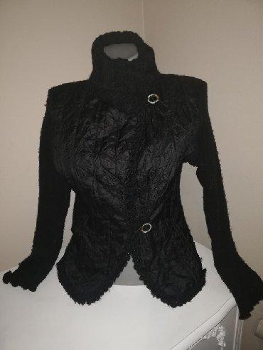 Haljina-jane-norman - Srbija: Prelepa firmorana jakna sa rolkomPrednji deo diskretno