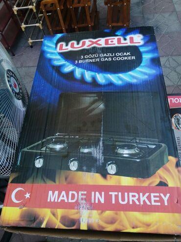 qaz peci - Azərbaycan: Qaz peci stol üsdü tezedir