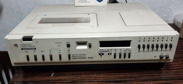 panasonic nv gs60 в Азербайджан: Электроника ВМ-12» - первый советский бытовой кассетный