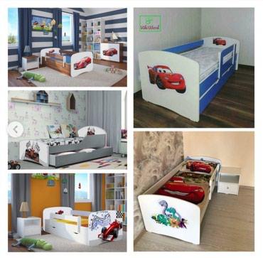 Детские кровати Белла и Милка 1 в Бишкек