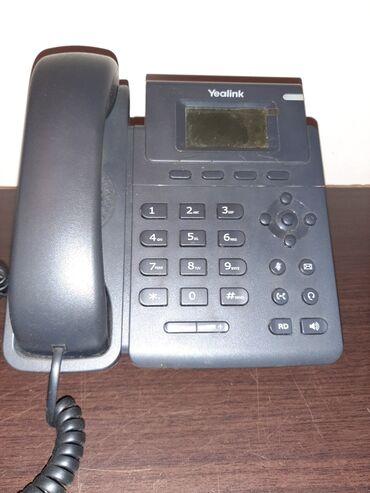 Novi fiksni telefon nije polovan. Nije korišcen radi odlicno!