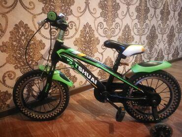 Продается велосипед за 3000 в подарок шлем и защиты для колен, Состоя