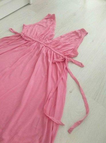 Haljine | Kikinda: Vila haljina, nošena nekoliko puta. Materijal 100%viskoza. Veličina