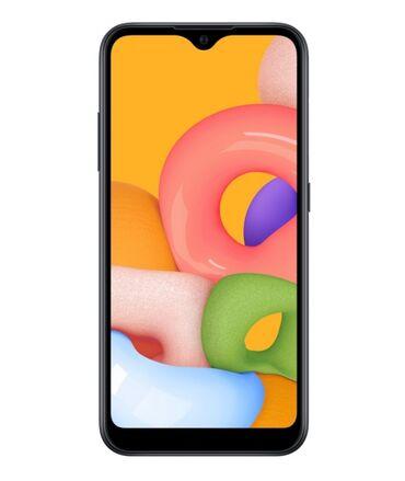 Смартфон Samsung A015 Galaxy A01 2/16Gb BlackОсновные характеристики