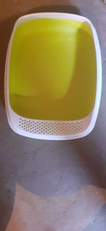 Pisik ucun tualet qabi