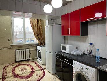 Продажа квартир - 2 комнаты - Бишкек: Индивидуалка, 2 комнаты, 60 кв. м Бронированные двери