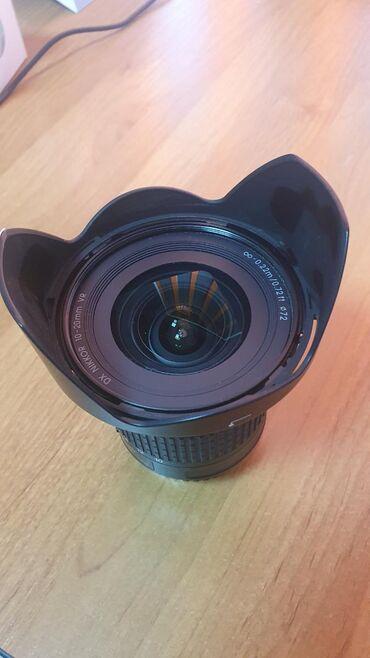 проф фотик никон в Кыргызстан: Никон широко угольный объектив 10-20мм. FX. Состояние идеальное