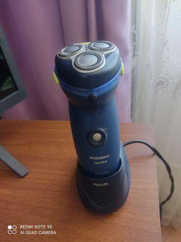 Philips üzqırxanı, model Philishave Cool Skin HQ 5615, əla işləyir
