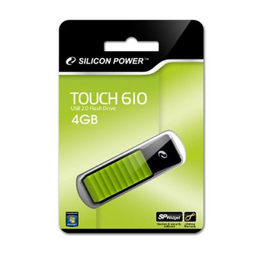 флешка-usb в Кыргызстан: USB flash накопитель Silicon Power 4Gb USB2.0