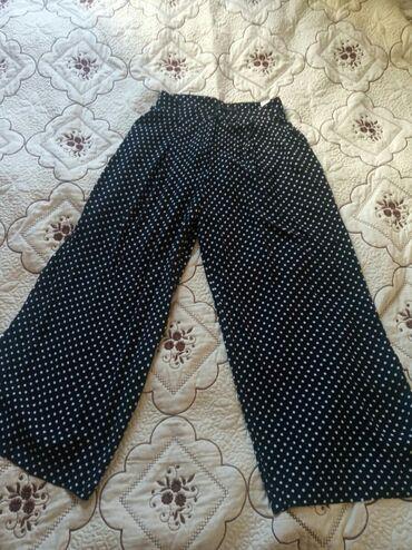 Турецкие длинные кюлоты качество шикарное!!36 размер, носили 2 раза