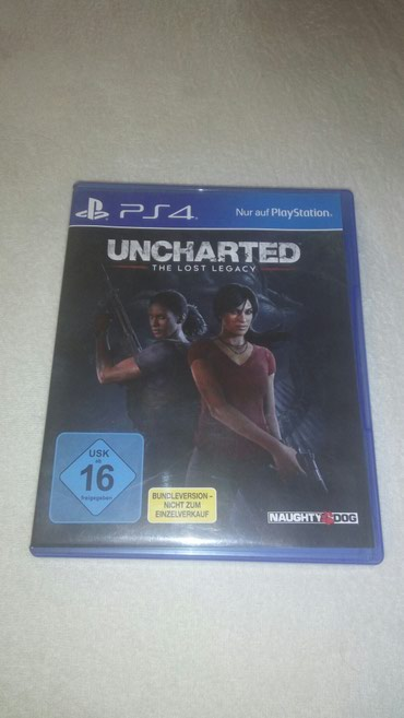 Uncharted the lost legacy ps4 - Prokuplje