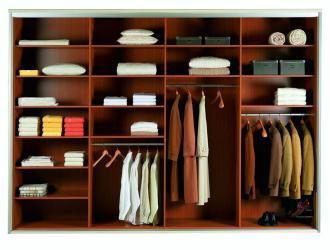 Изготовим шкафы, полки, ниши для вашего гардероба. Работаем быстро, в Бишкек