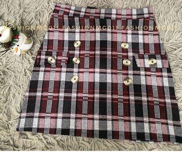 Nova mini suknja L