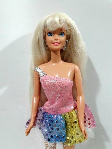 Barbie original u odlicnom stanju predivne guste kose - Sremska Mitrovica