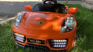 Продаю детский электромобиль Porsche для деток от 10 месяцев до 5 лет