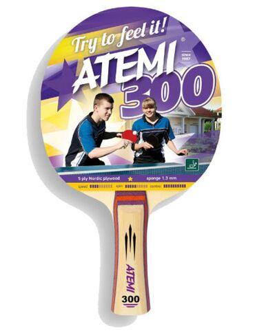 Новое поступление! Ракетки для настольного тенниса Atemi 300CV