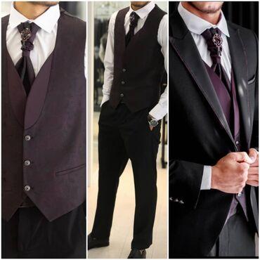 Продаю свадебный костюм от космобеллы, одевал один раз брали за тдаем