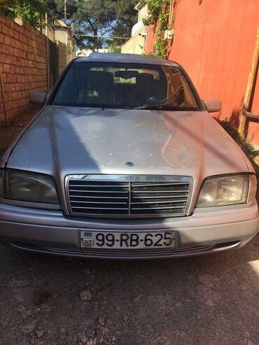 brilliance-m2-1-8-at - Azərbaycan: Mercedes-Benz C 180 1.8 l. 1995 | 420000 km