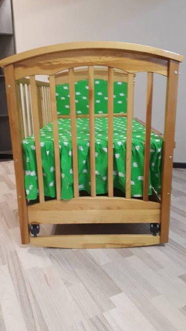 Продаю детскую кроватку. состояние в Бишкек