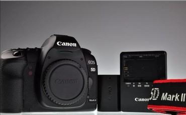 canon eos 5d mark ii в Азербайджан: Canon eos 5D mark ii probeg 5k Qiymet 1199 azn. Nomrenin whatsappina