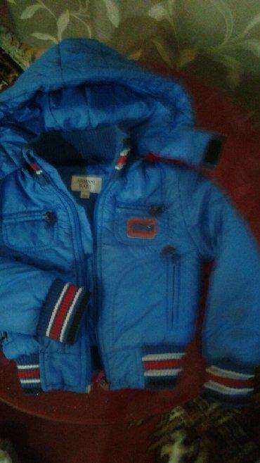 Продаю.детскую.зимнюю курточку в Бишкек