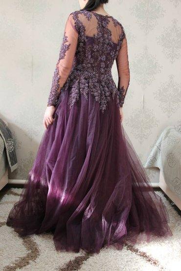Продается вечернее, роскошное платье, в Лебединовка