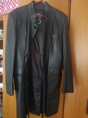 Muška odeća | Palic: Kožni mantil i sako.Dva kožna mantila i jedan kožni sako(prava koža)