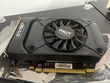 geforce gtx 970 4gb gddr5 256bit в Кыргызстан: Видеокарта Nvidia Geforce GTX750 GDDR5 2gb практически новый
