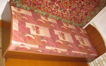 Продаю кровать односпальная с в Бишкек