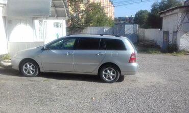 toyota 1980 в Кыргызстан: Toyota Corolla 1.6 л. 2004 | 186068 км