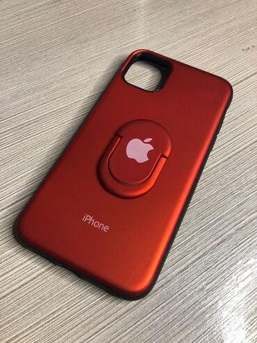 Чехол для iPhone11pro Новый качественный, разного видаЦвет черный