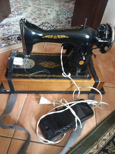 моторы для швейных машин в Кыргызстан: Продам швейную машинку Полодольск в новом состоянии.шьет отлично.с