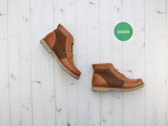 Мужская обувь - Украина: Чоловічі шкіряні черевики Cat, р. 38,5    Стан гарний. є сліди носіння